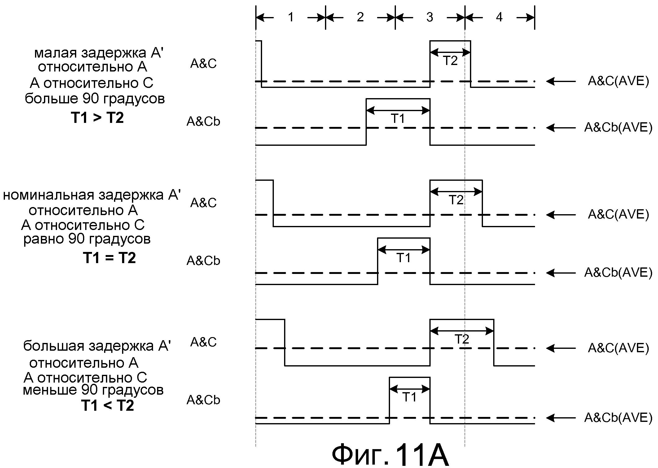 Квадратурный делитель частоты с делением на три