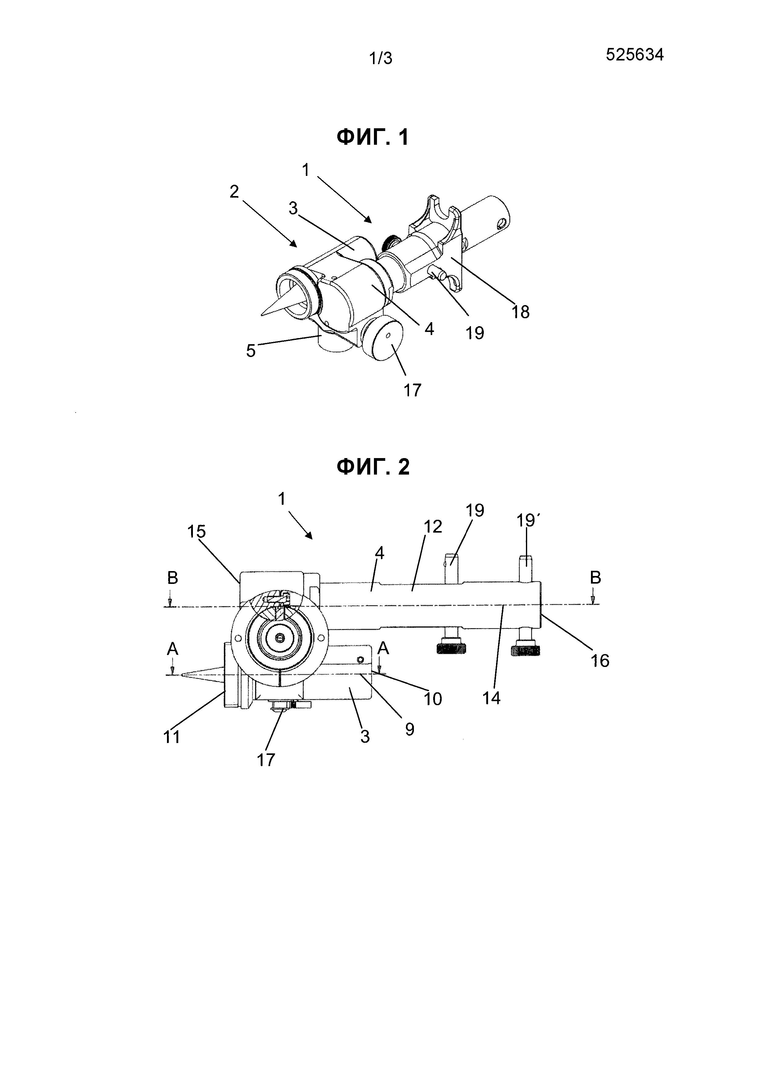 Инструмент для соединения пластиковой трубы или металлопластиковой композитной трубы с фитингом с помощью надвижной или обжимной гильзы