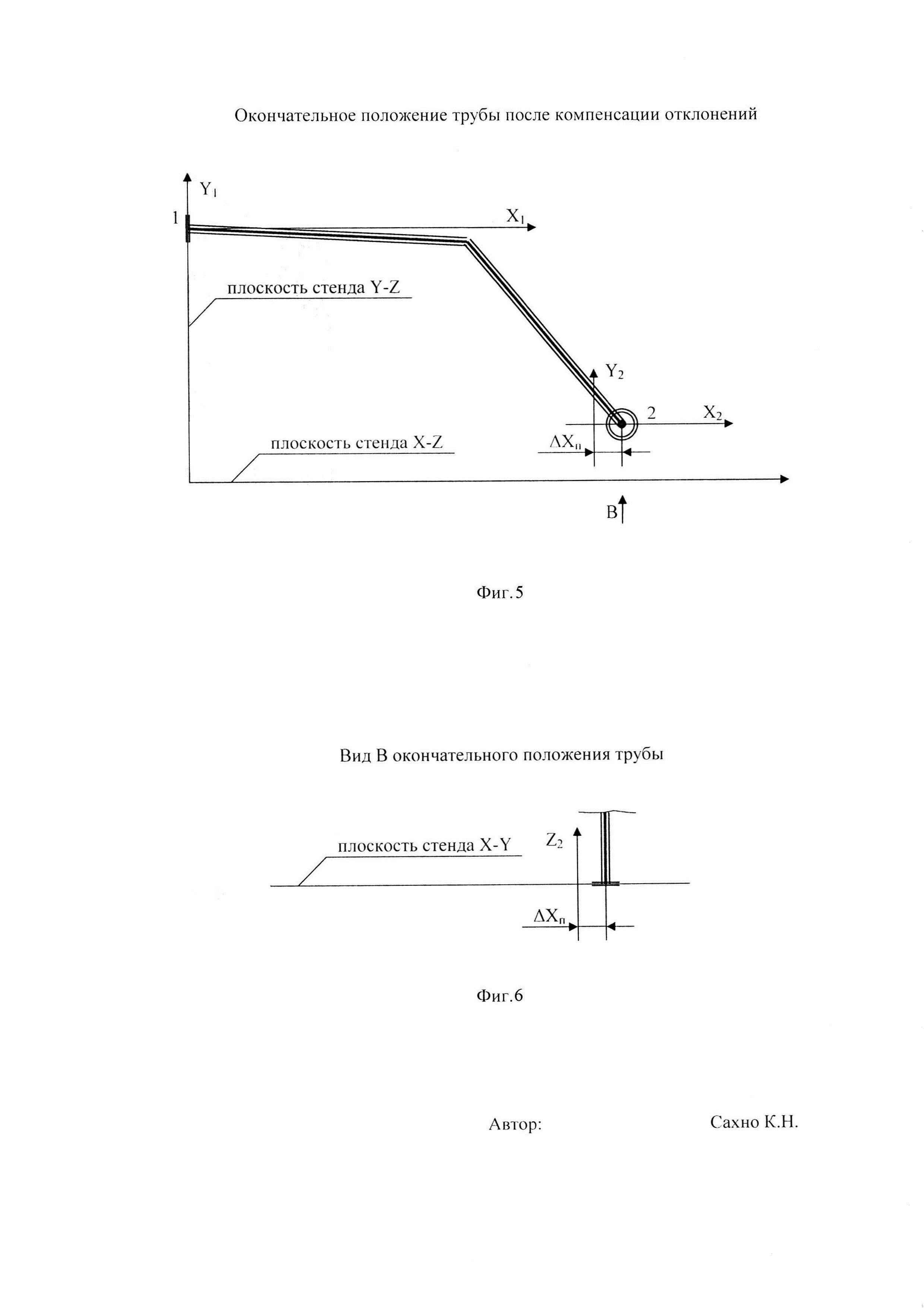 Способ компенсации отклонений при изготовлении труб с соединениями