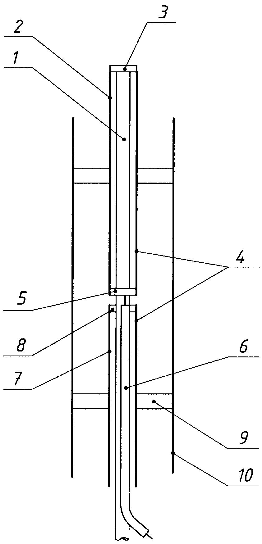 Антенна вертикальной поляризации
