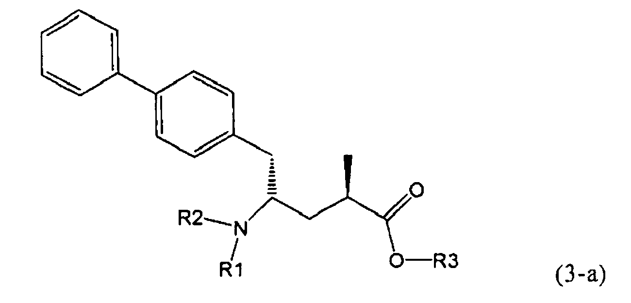 Способ получения 5-бифенил-4-амино-2-метилпентановой кислоты