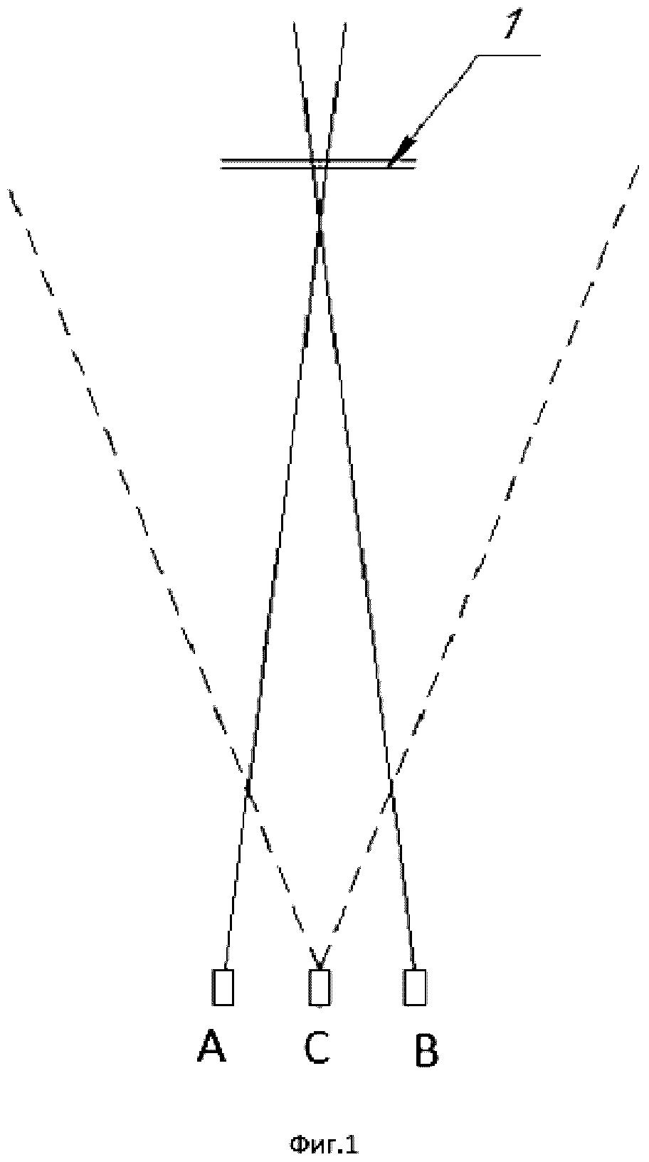 Способ измерения параметров контактного провода электротранспорта и устройство для его реализации