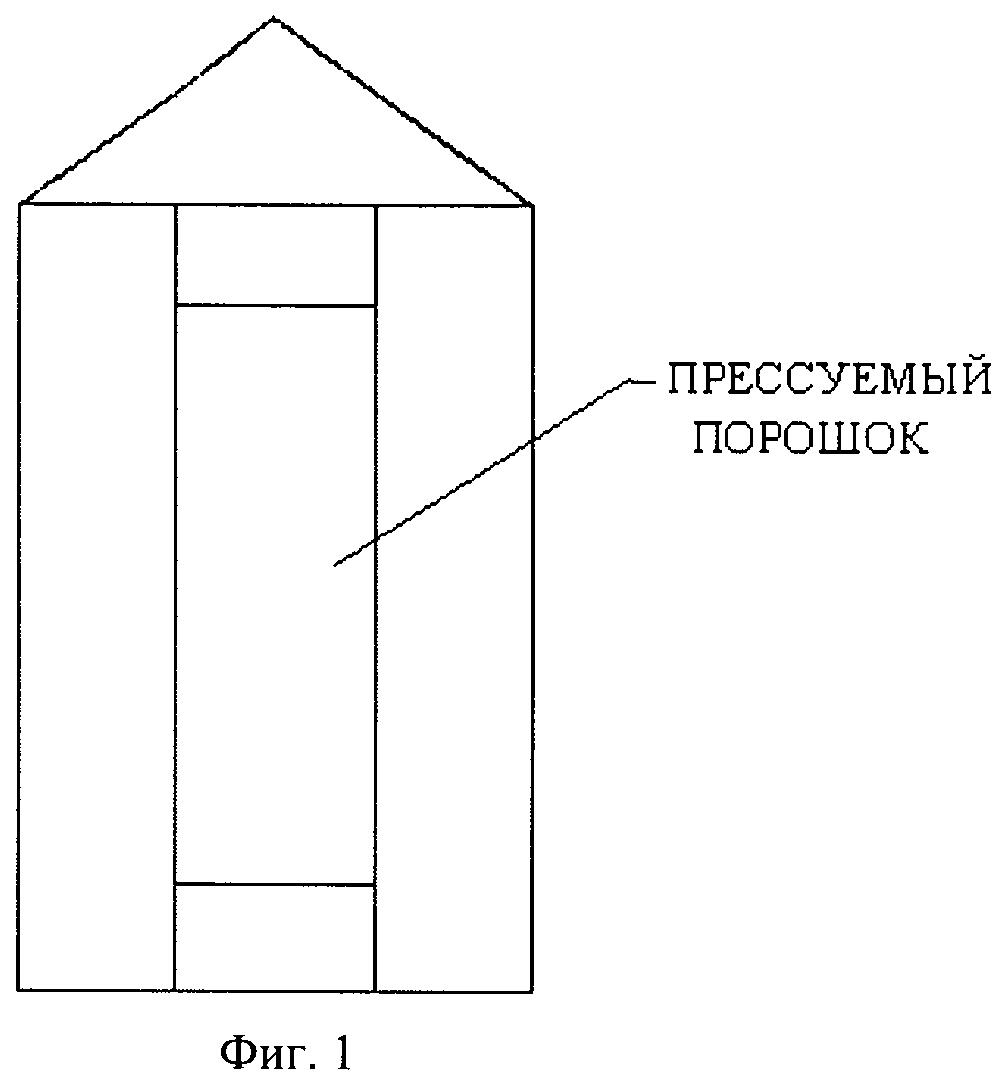 Способ изготовления алмазометаллического композита методом взрывного прессования