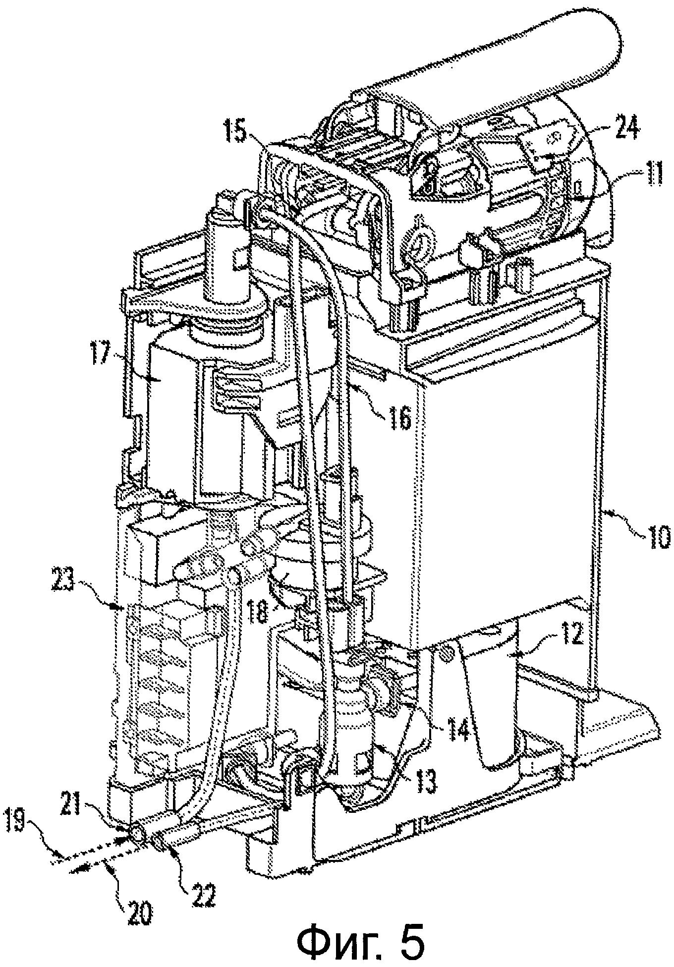 Поблочное изготовление машин для приготовления напитков
