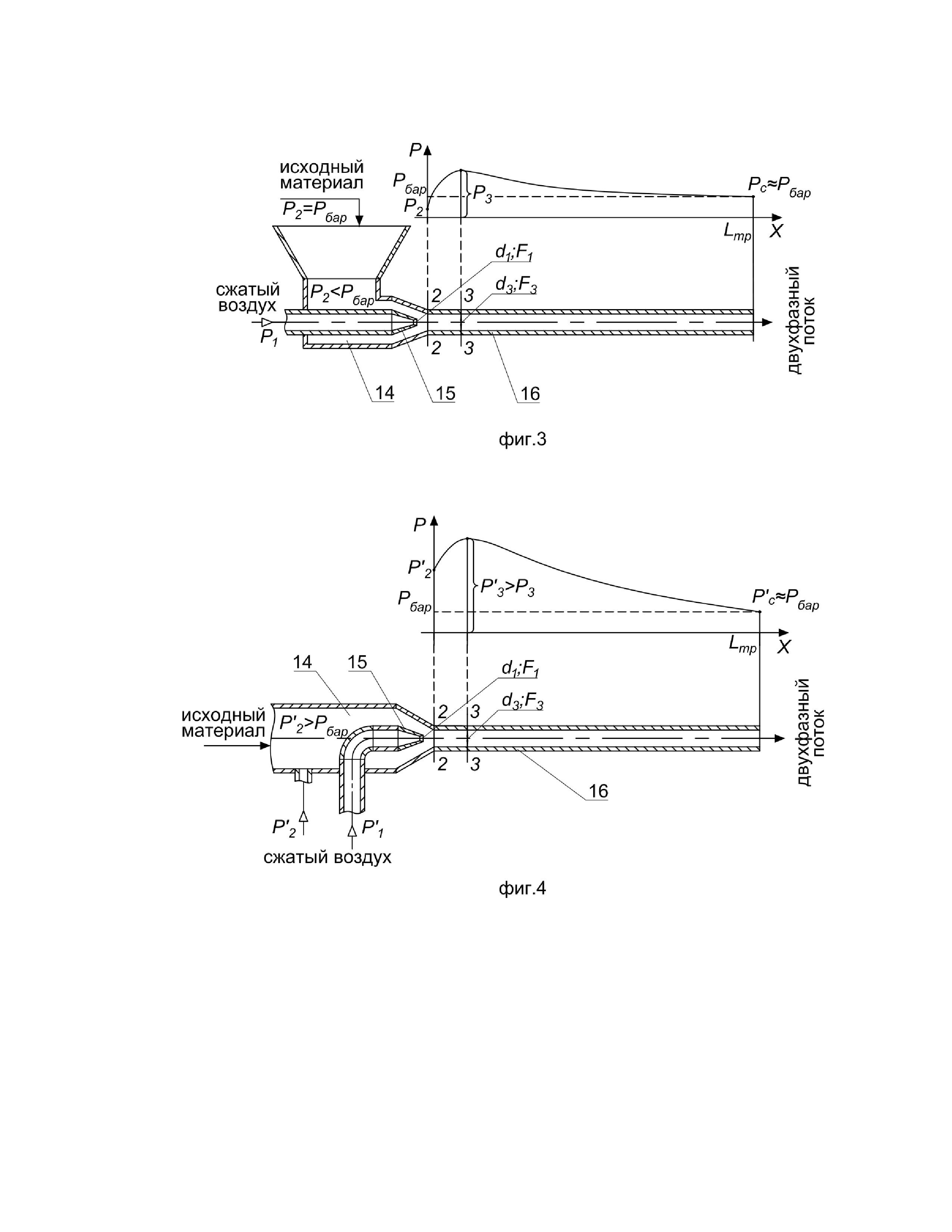 Способ и устройство измельчения сыпучих материалов