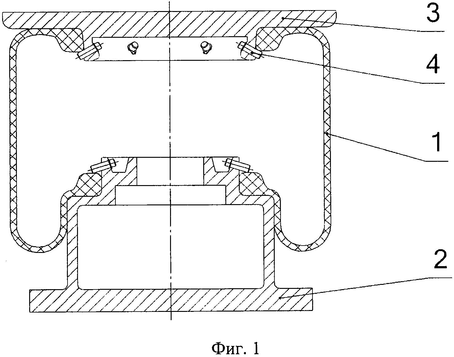 Пневматическая подвеска