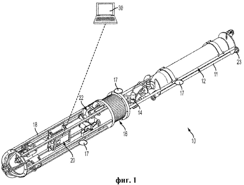 Охлаждающее устройство внутреннего трубопровода