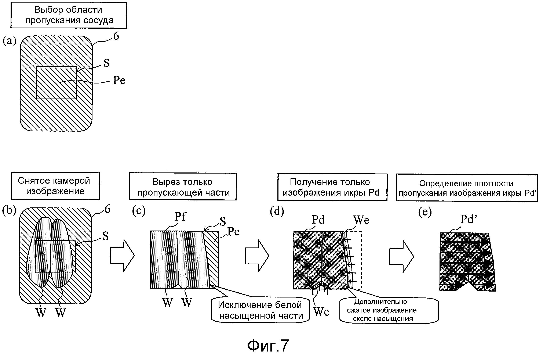 Устройство для определения зрелости икры и способ определения зрелости икры