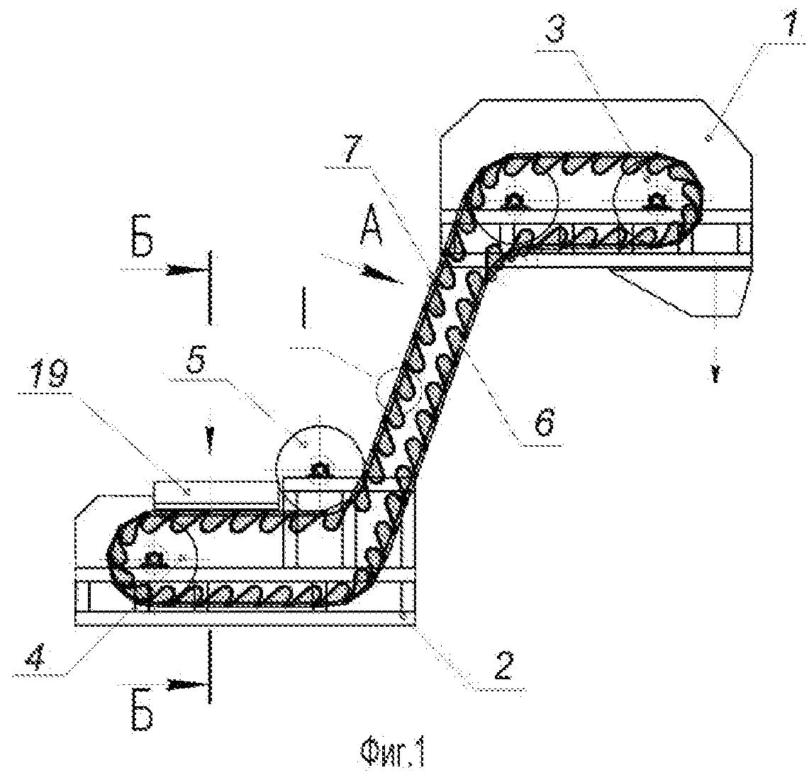 Крутонаклонный конвейер с примеры расчета привода к ленточному конвейеру