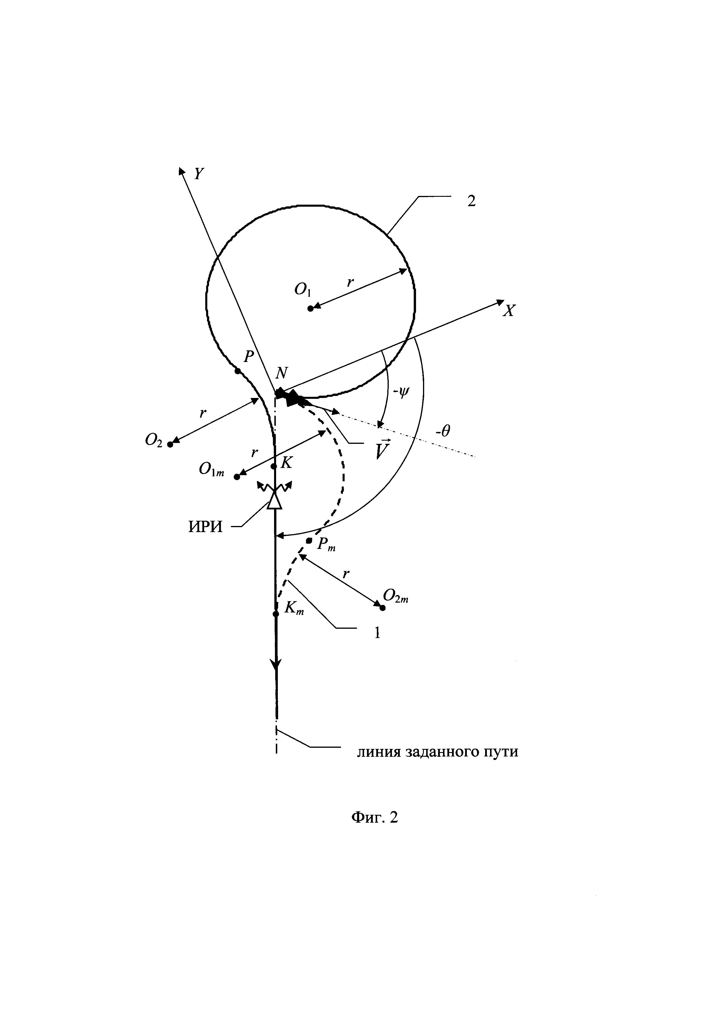 Способ наведения летательного аппарата на источник разового излучения