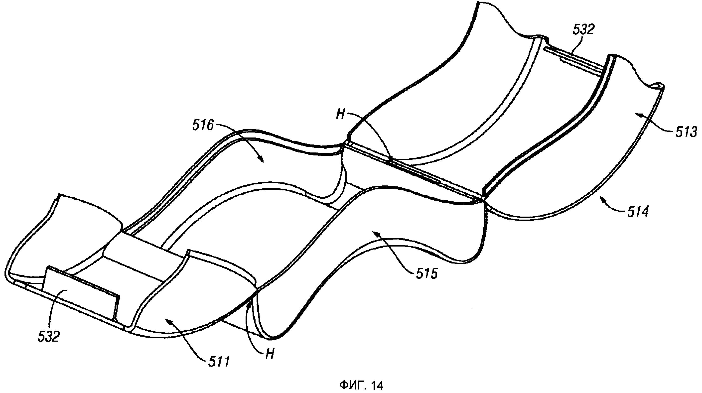 Диспенсер для потребительских товаров и способ изготовления секционированной ленточной упаковки