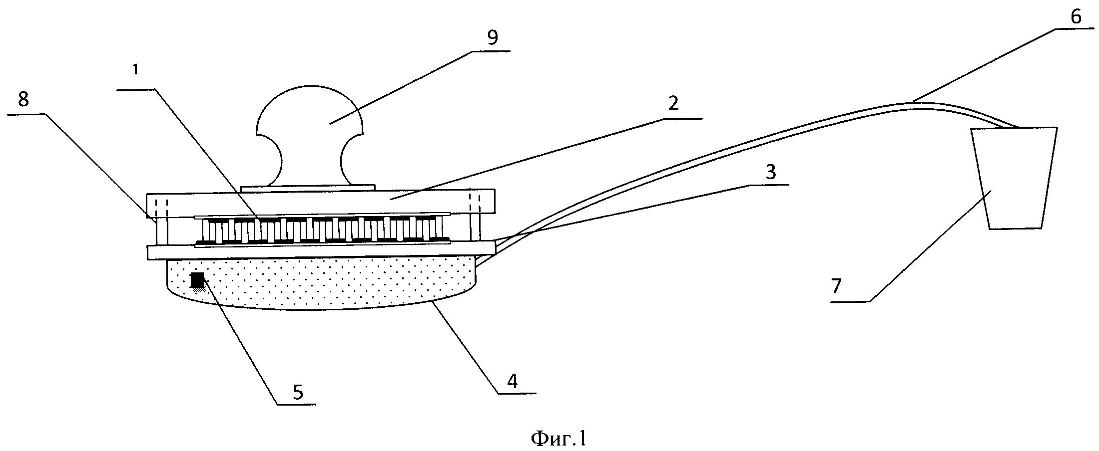 Термоэлектрическое устройство для проведения электрофоретических лечебных процедур