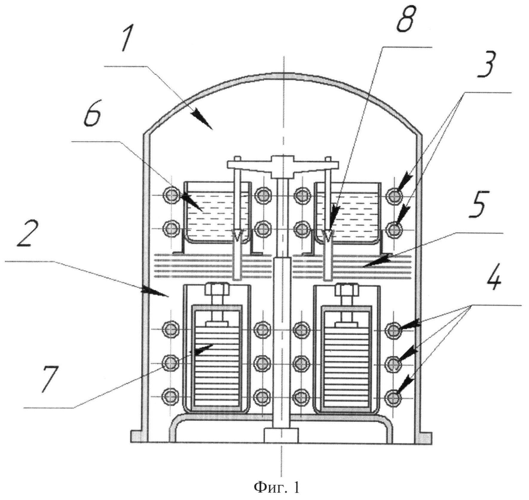 Способ пропитки слюдобумажных конденсаторов