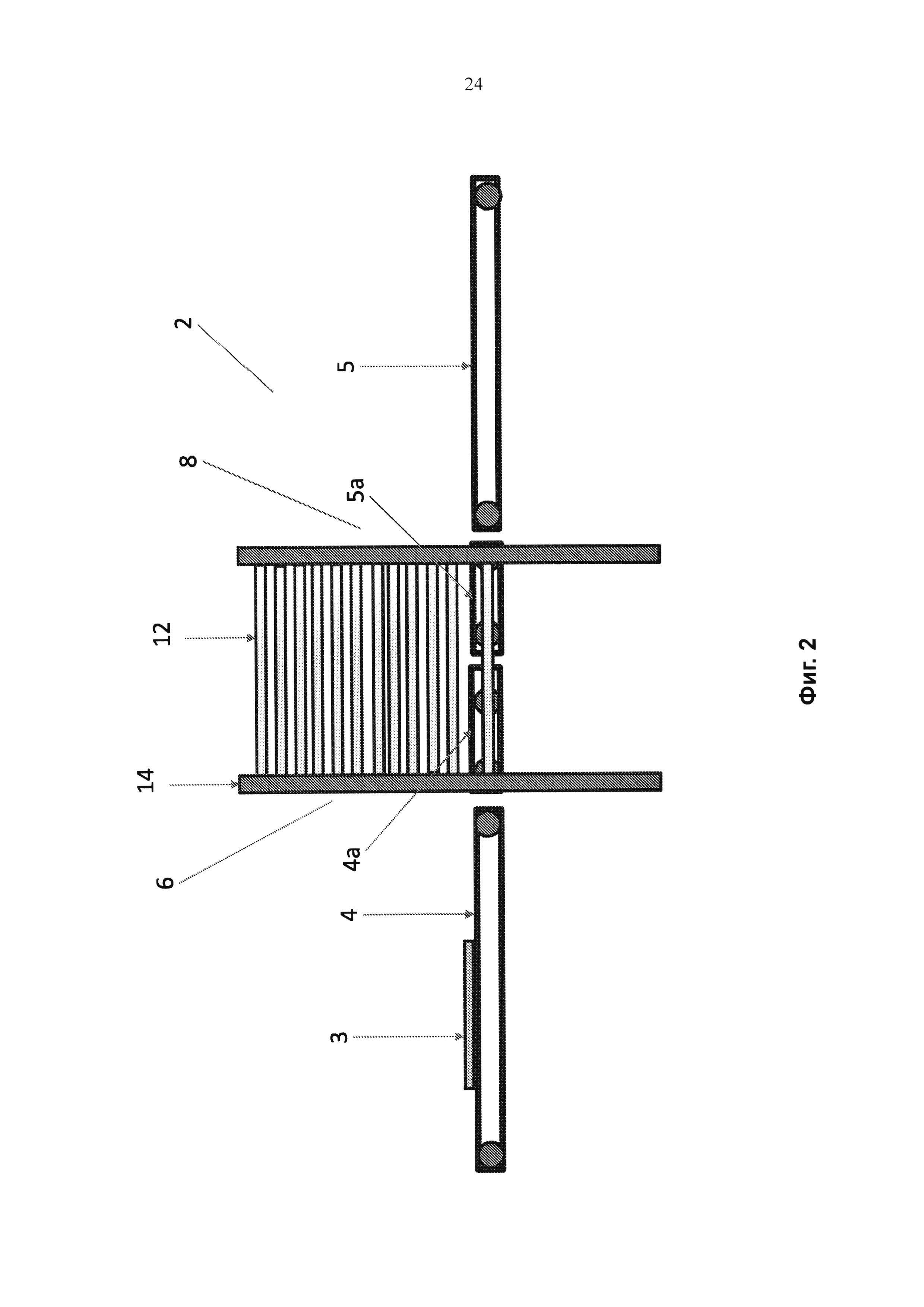 Система накопления кондитерского изделия