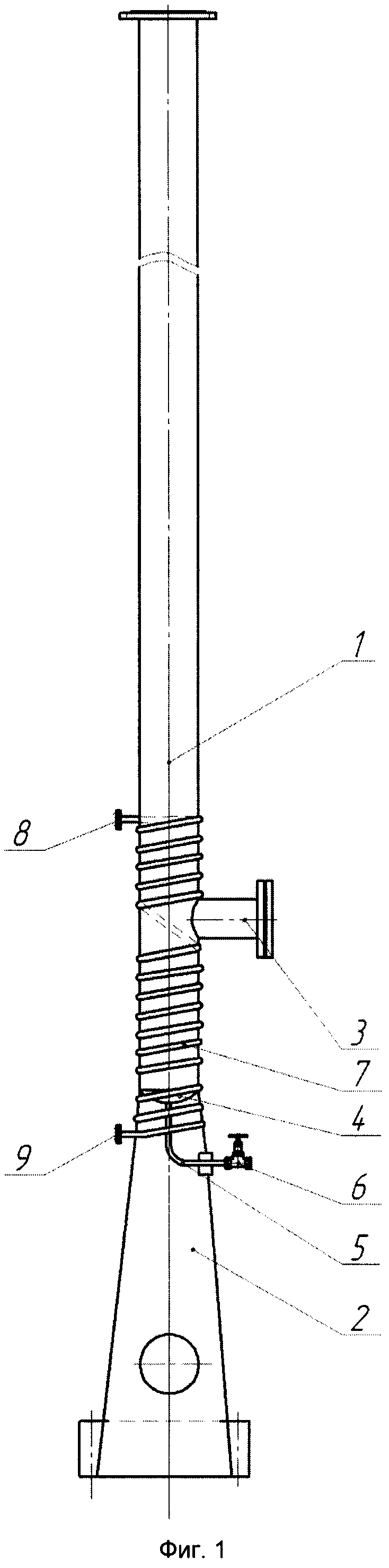 Труба факельная