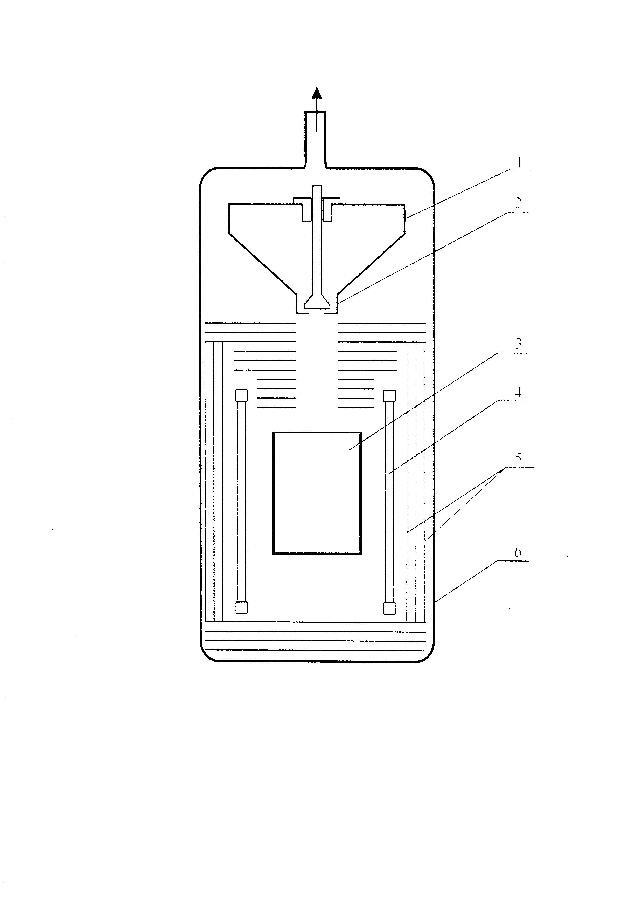 Способ получения изотропного кварцевого стекла