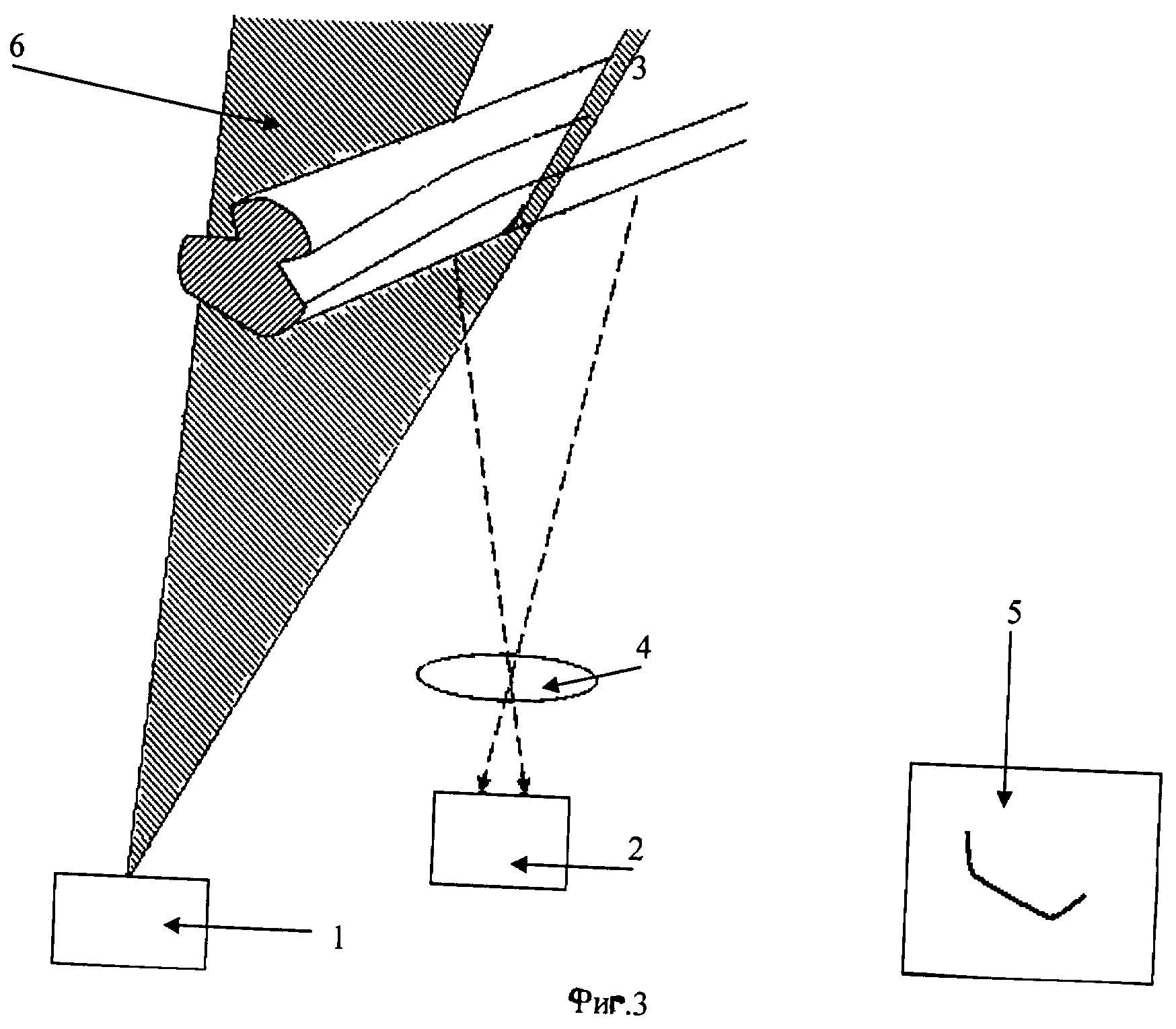 Способ автоматического измерения износа контактного провода (проводов контактной сети)