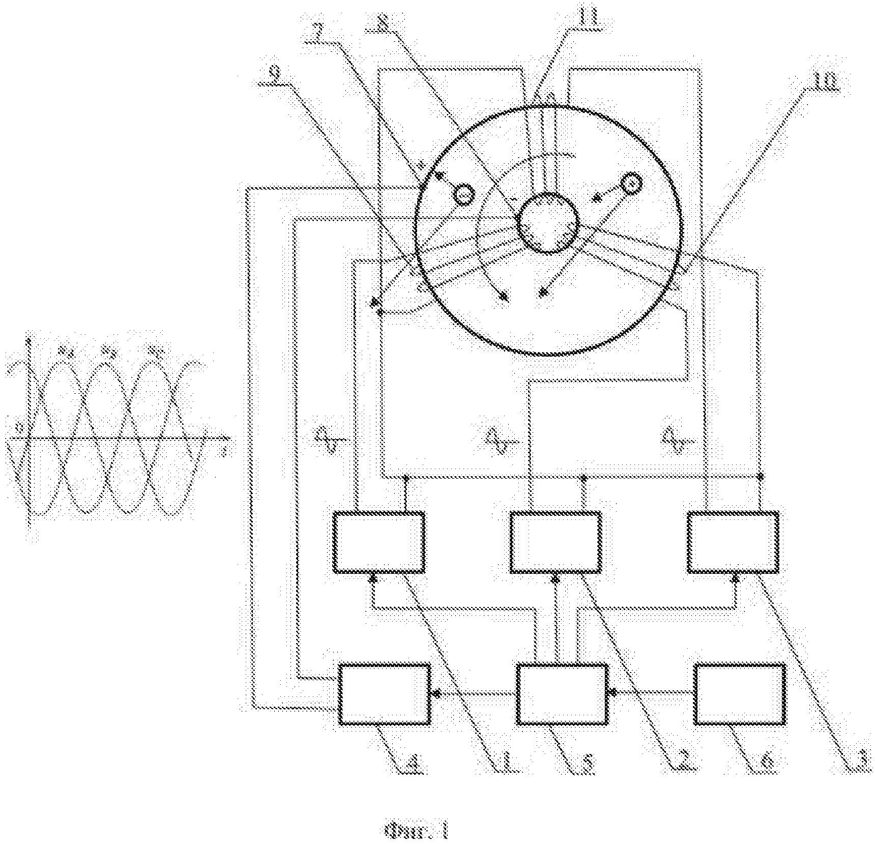 Магнитогидродинамический программно-управляемый вихревой двигатель для морских микродронов