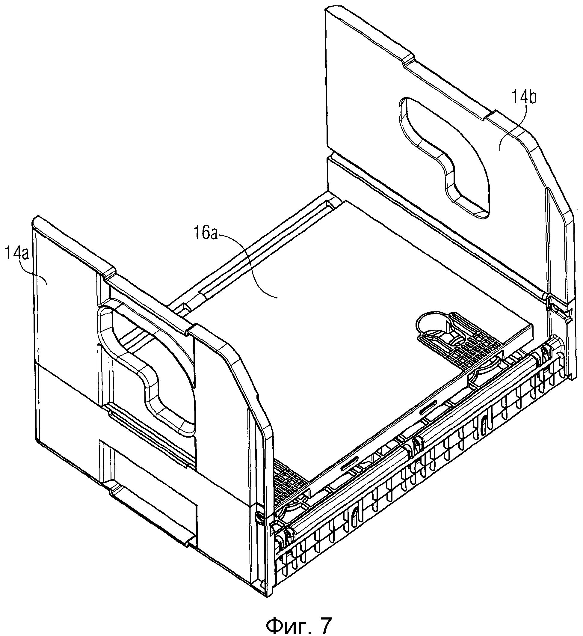 Ящик для транспортировки и демонстрации
