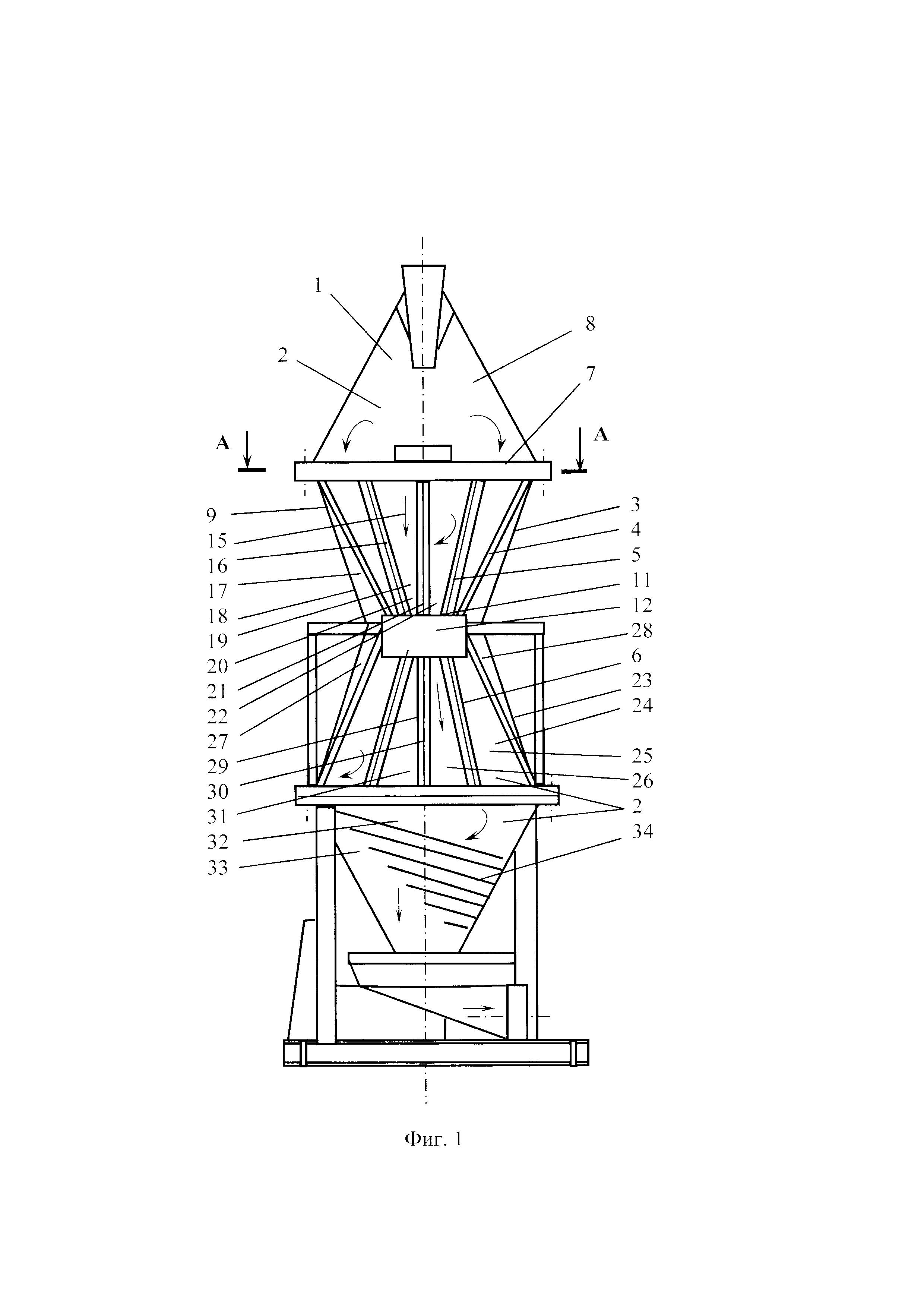 Способ кавитационно-гидродинамической микродезинтеграции высокоглинистой полиминеральной составляющей гидросмеси