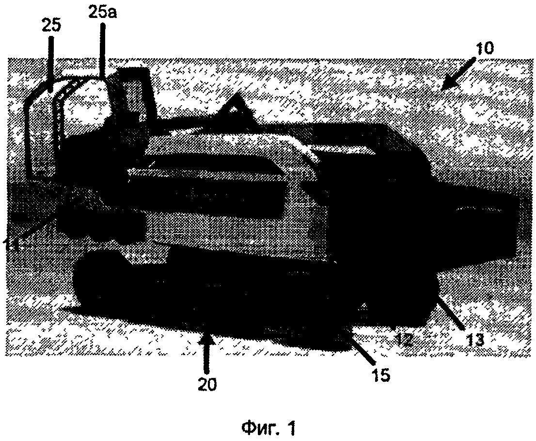 Интегрированная система для укладки дорожного покрытия