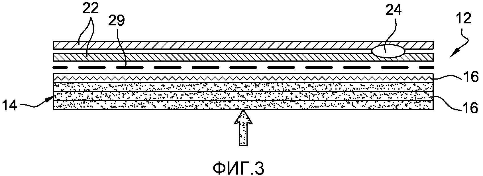 Способ изготовления детали летательного аппарата посредством заливки смолы