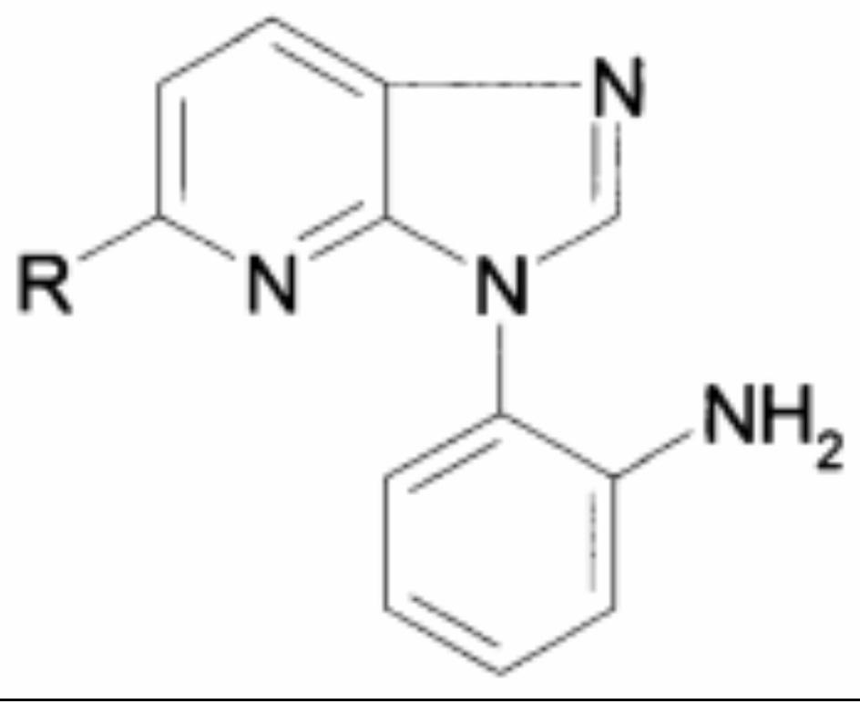 Способ получения N-арилзамещенных 3H-имидазо[4,5-b]пиридинов