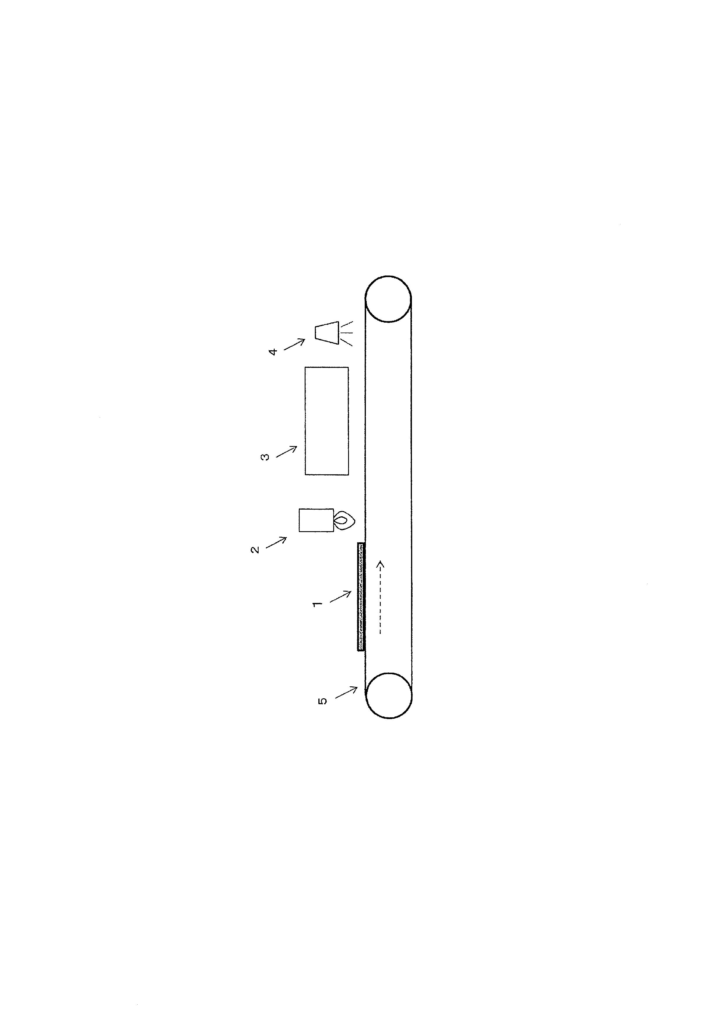 Способ предварительной обработки для нанесения покрытия или печати