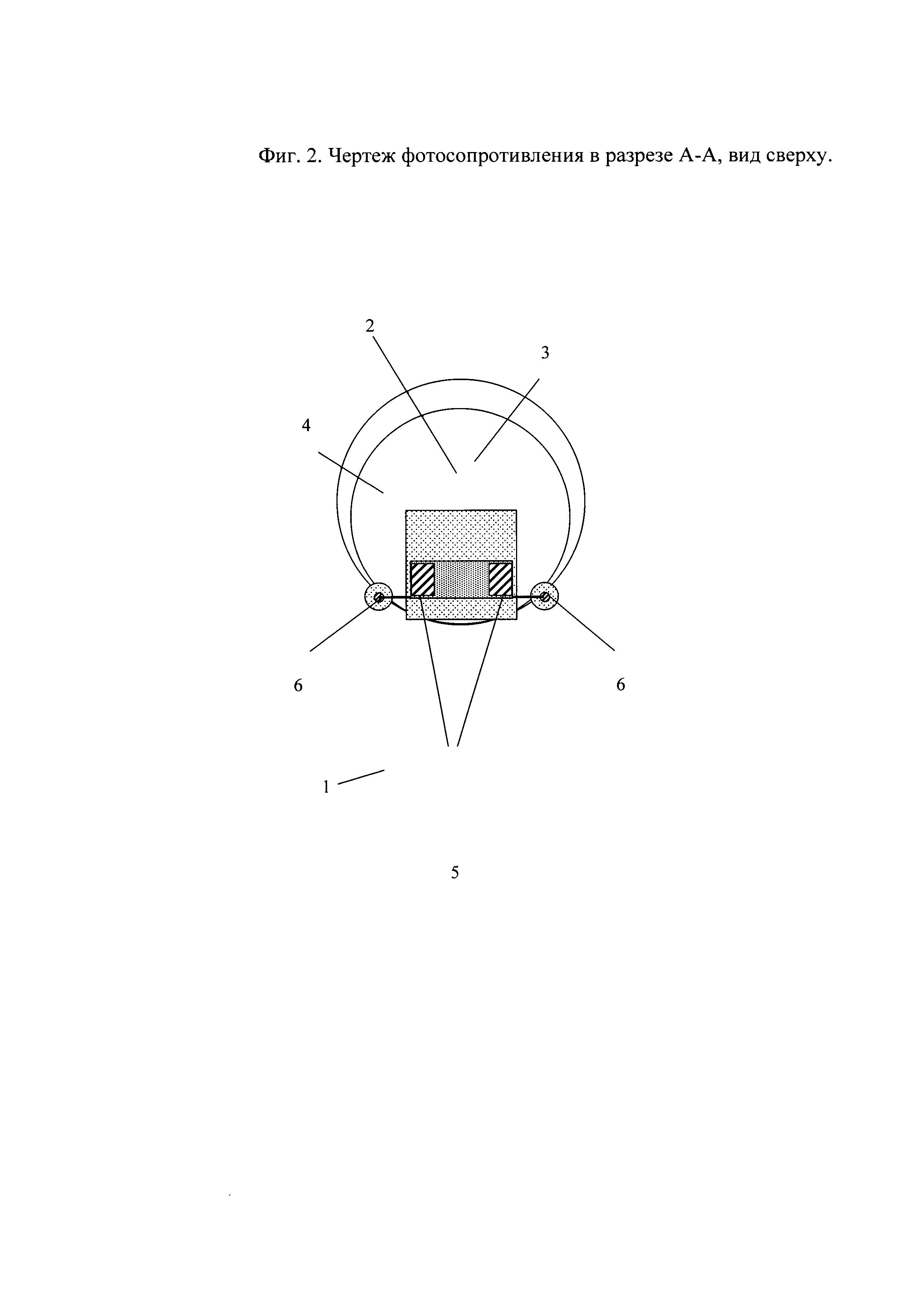 Управляемый светом генератор электрических колебаний на однородных кристаллах сульфида кадмия