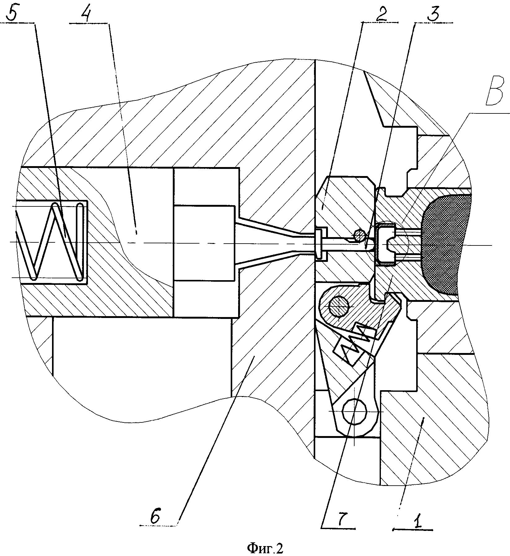 Унифицированный вкладной ствол
