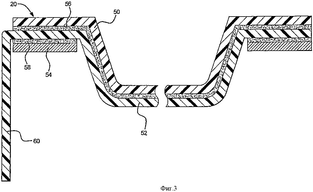 Составные крышки для контейнеров