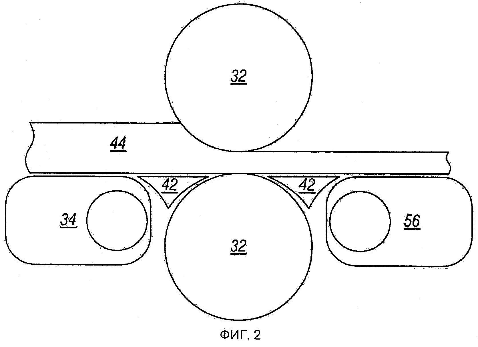 Способ, устройство и система для получения листа и изделия из жевательной резинки