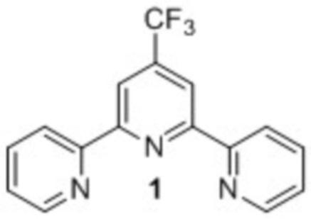 Способ получения 4'-(трифторметил)-2,2':6',2''-терпиридина