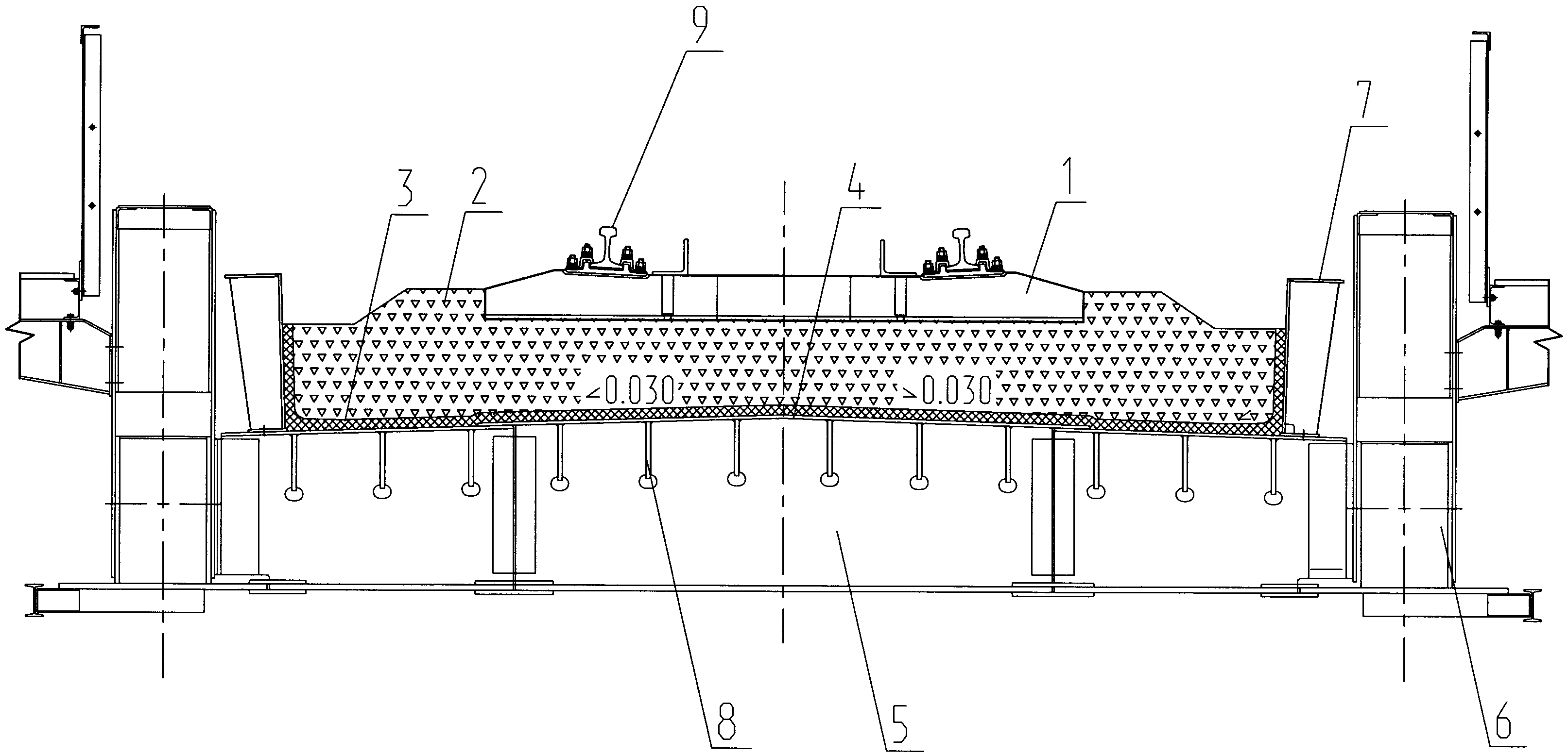 Современные конструкции верхнего строения пути реферат 5143