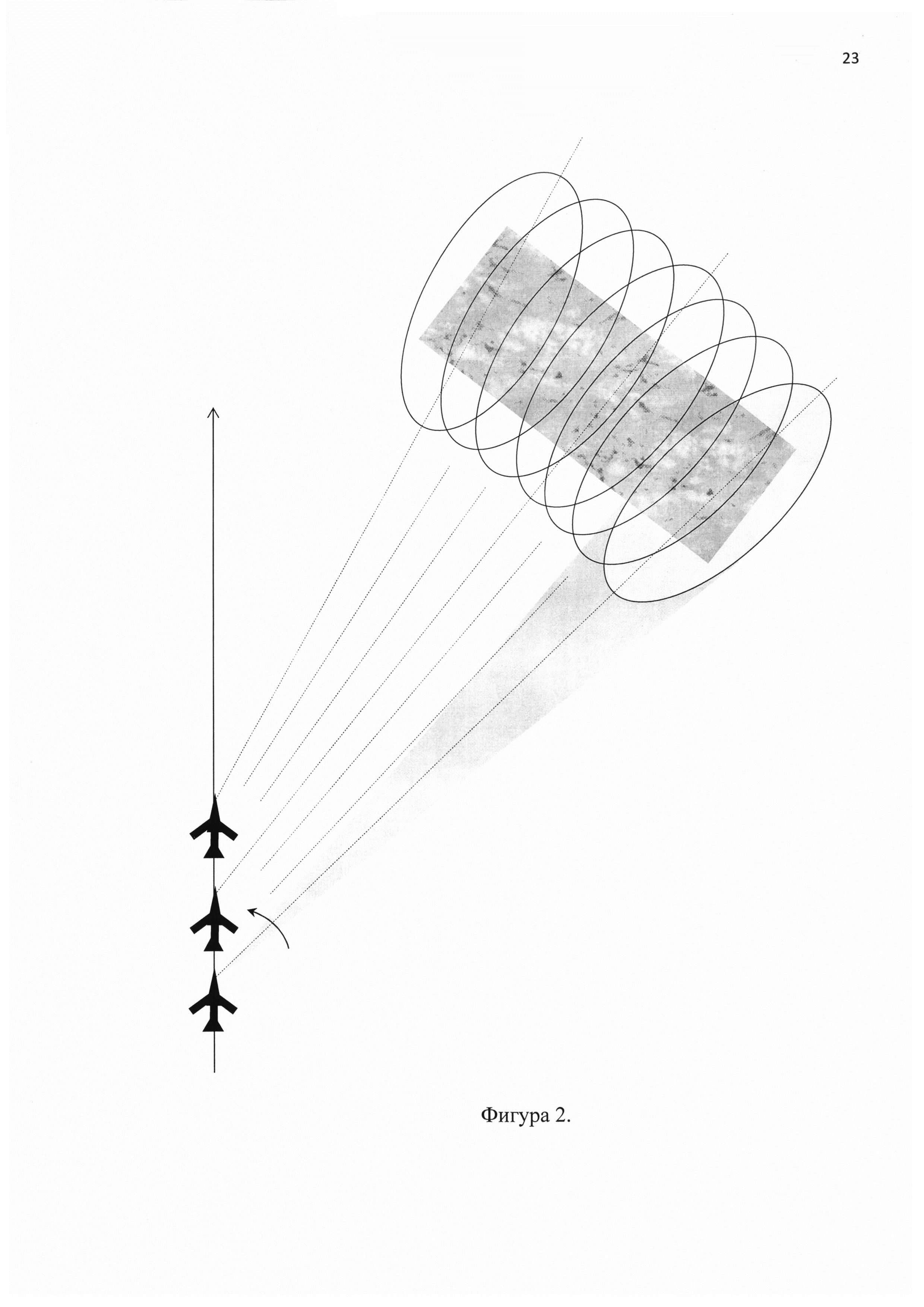 Способ формирования изображения земной поверхности в радиолокационной станции с синтезированием апертуры антенны