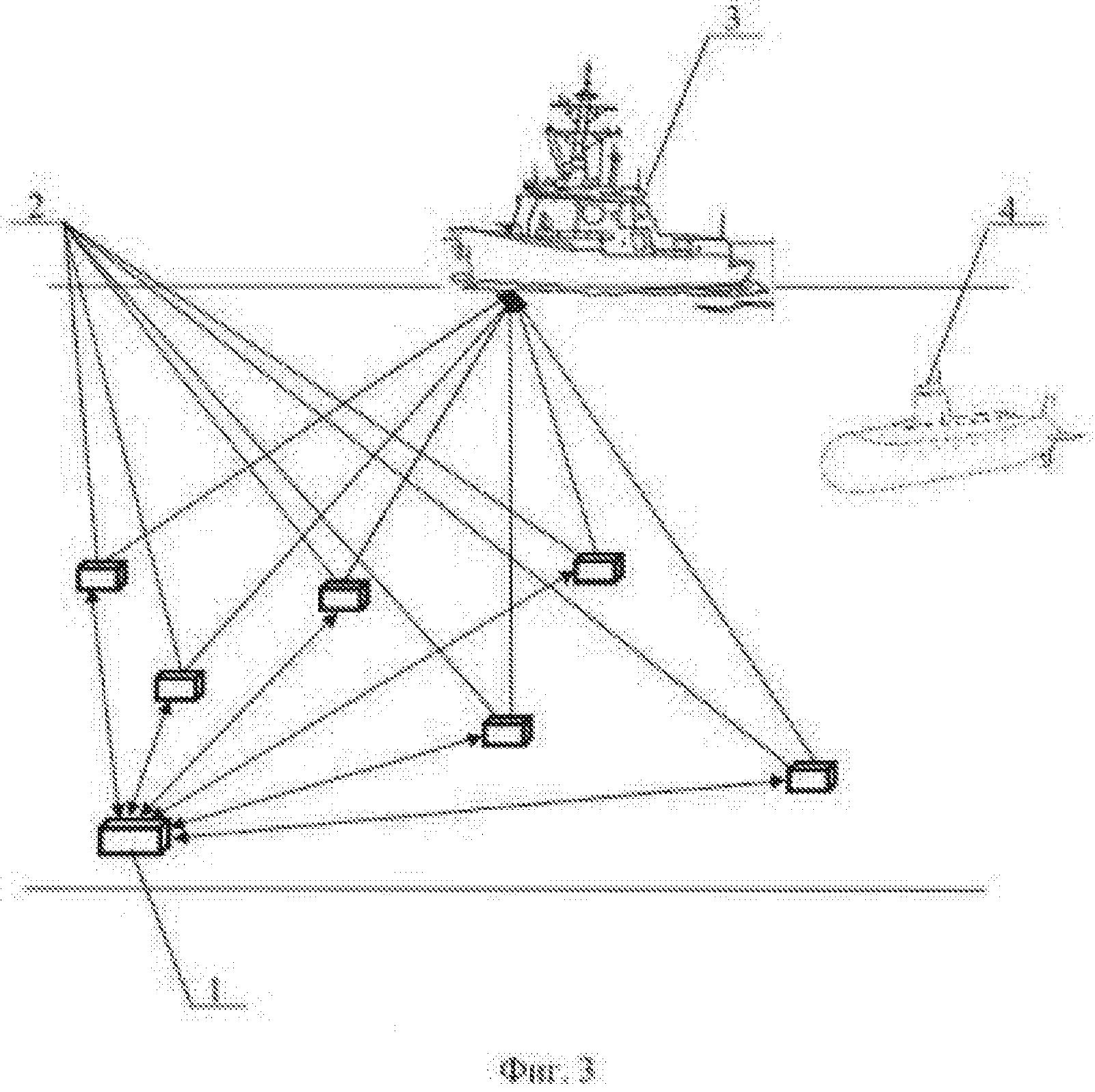 Программно-управляемая гидроакустическая цафар на базе