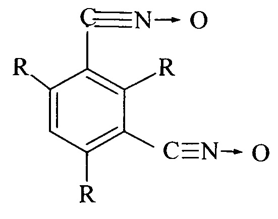 Способ получения ди-n,n'-оксидов динитрилов 2,4,6-триалкилбензол-1,3-дикарбоновых кислот