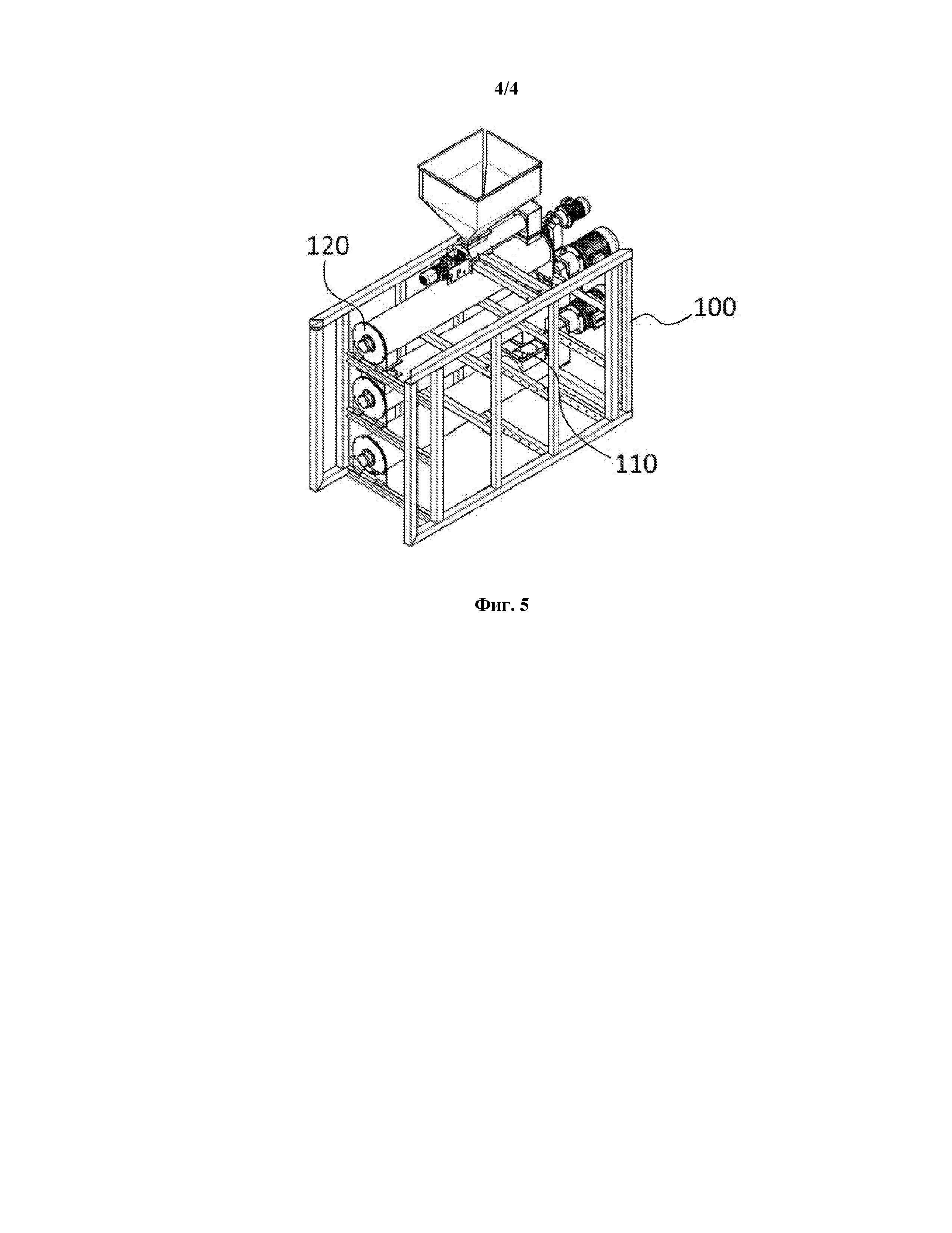 Шелушильная машина для семян кунжута