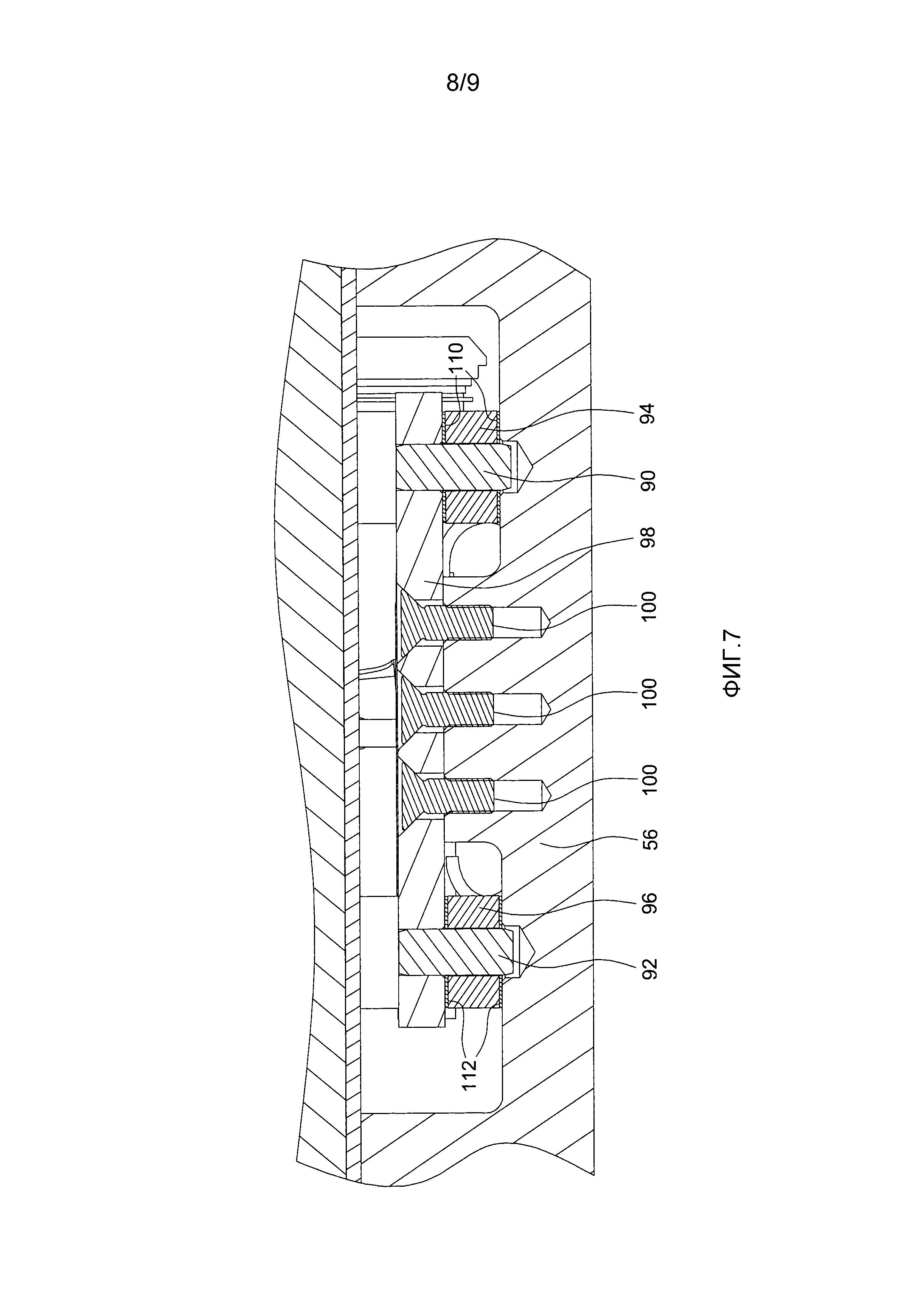 Система измерения тягового усилия трехточечной сцепки