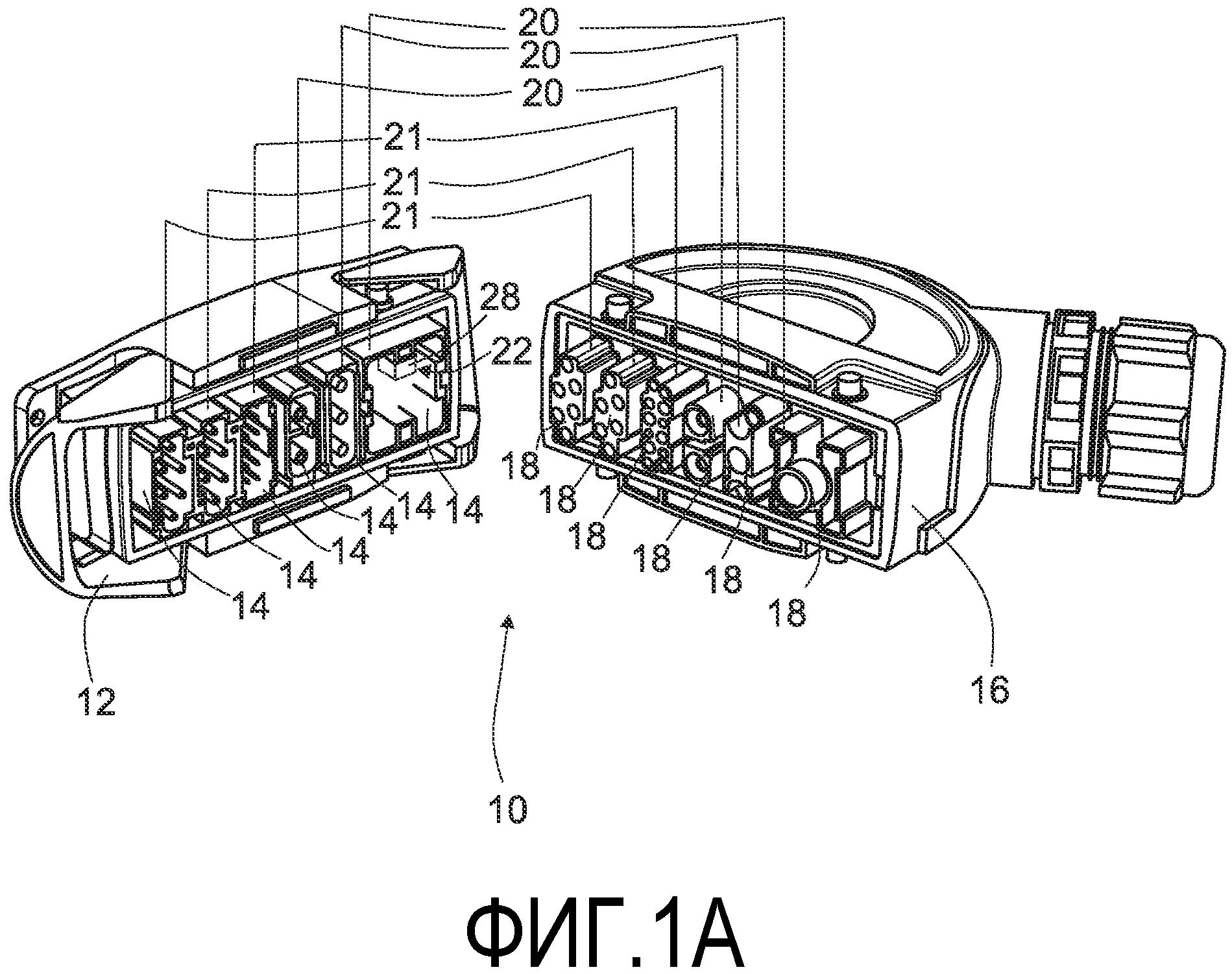 Модульный штекерный соединитель