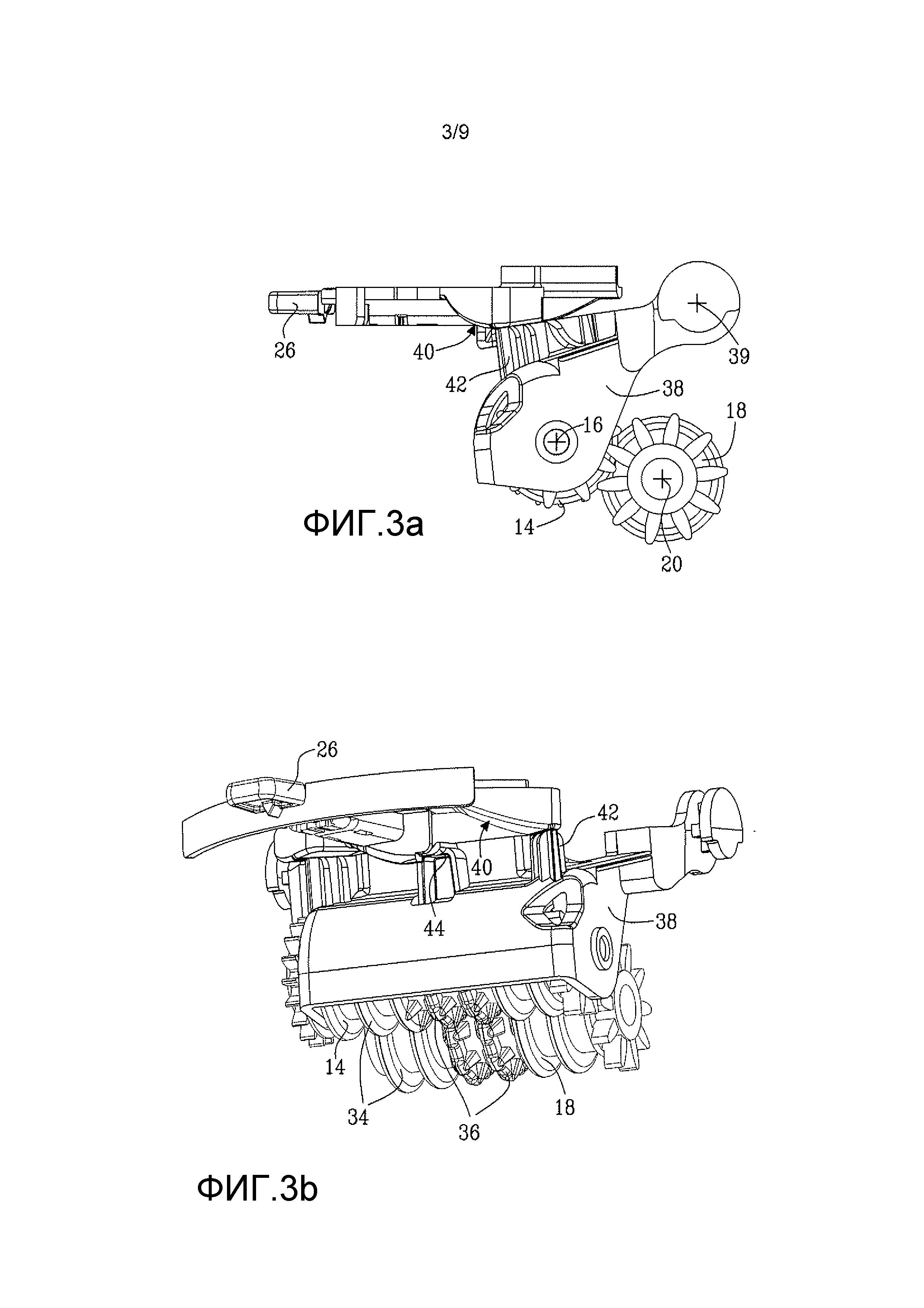 Выдачной блок и выдачное устройство