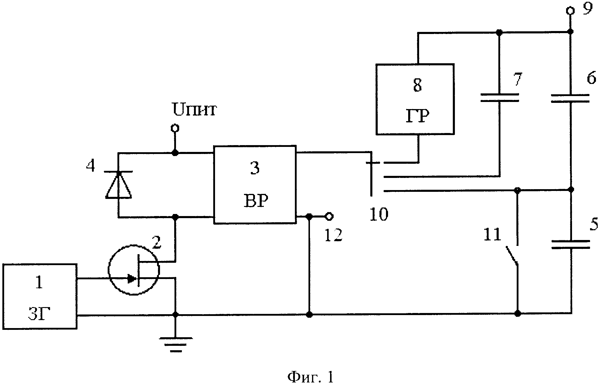 Устройство для аттестации электроискровых дефектоскопов изоляции кабельных изделий
