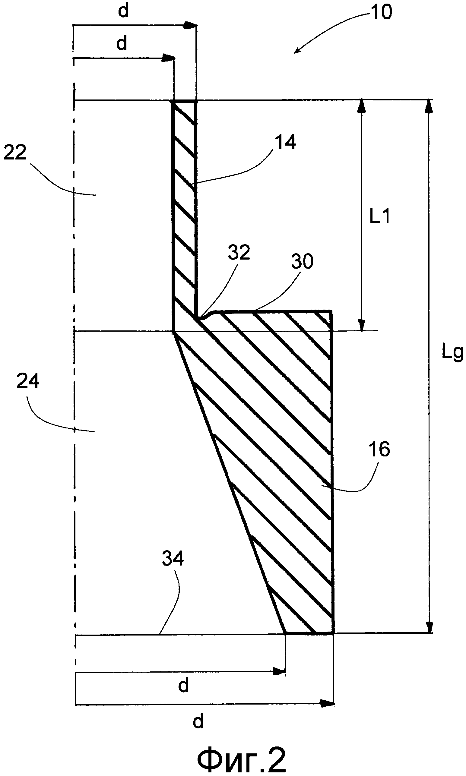 Трубная переходная муфта из пластмассового материала