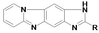 Способ синтеза пиридо[1,2-а]имидазо[4,5-f]бензимидазола и его производных