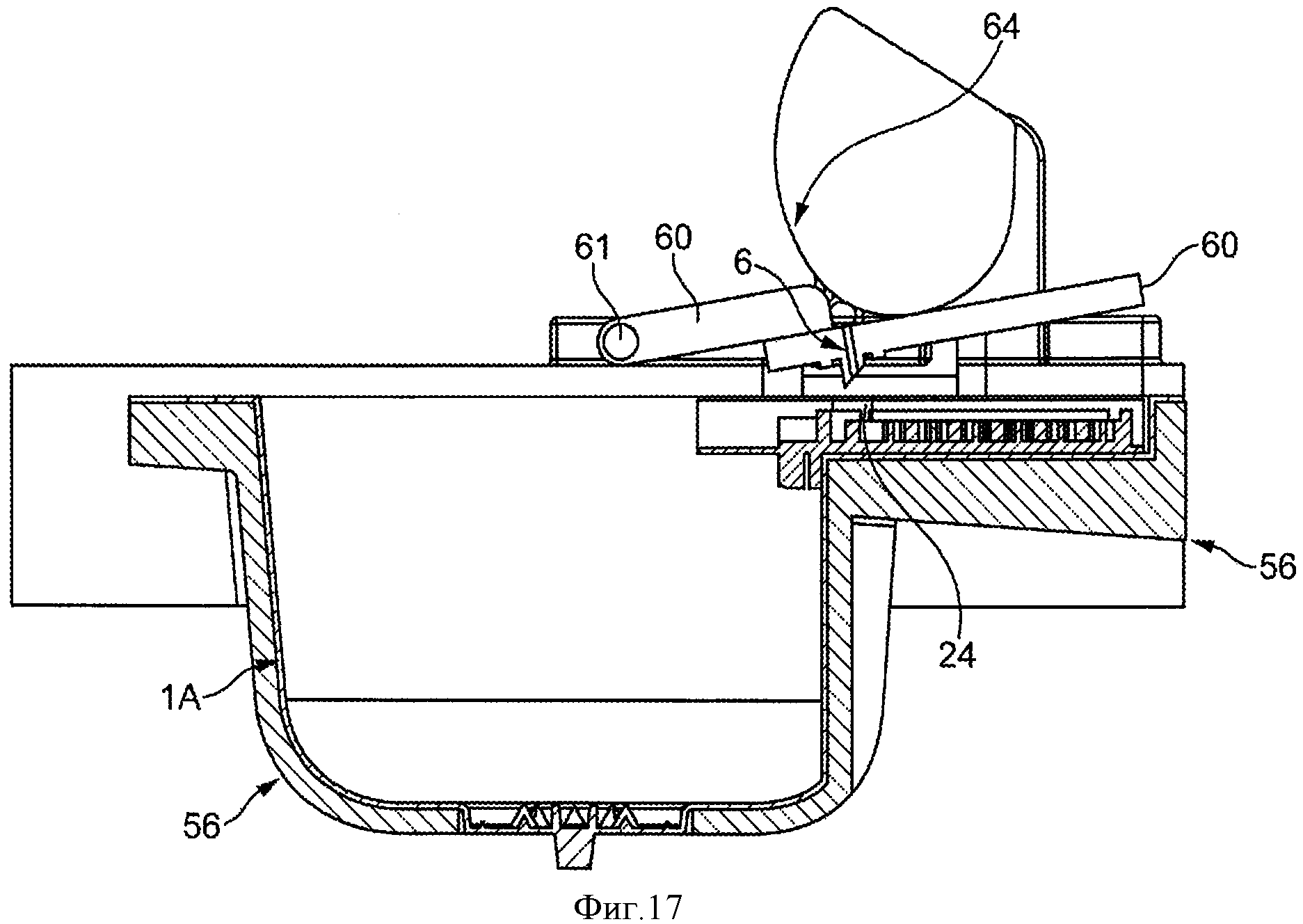 Капсула с фильтром для приготовления пищевого продукта и способ приготовления пищевого продукта