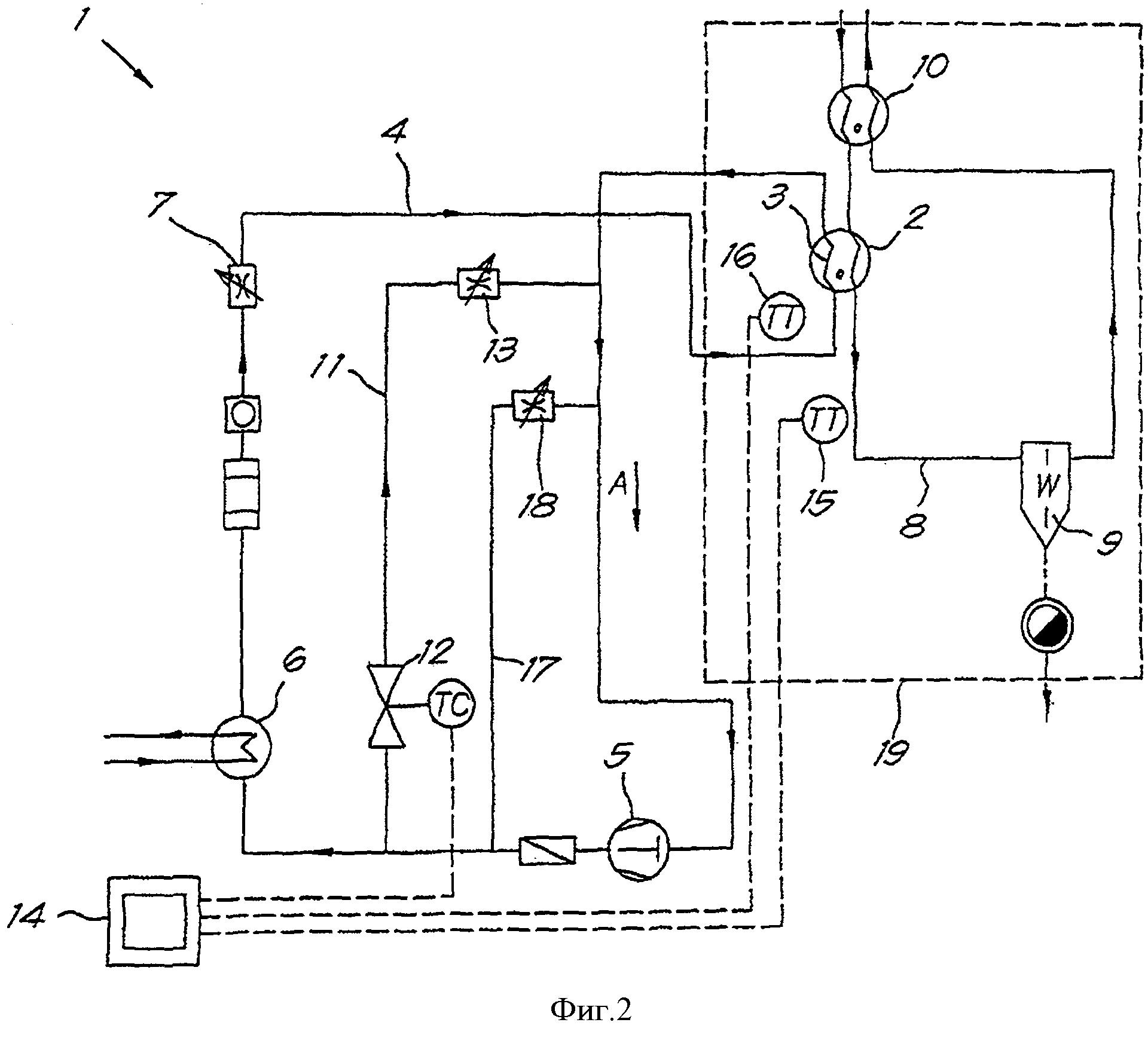 Устройство и способ для осушки газа