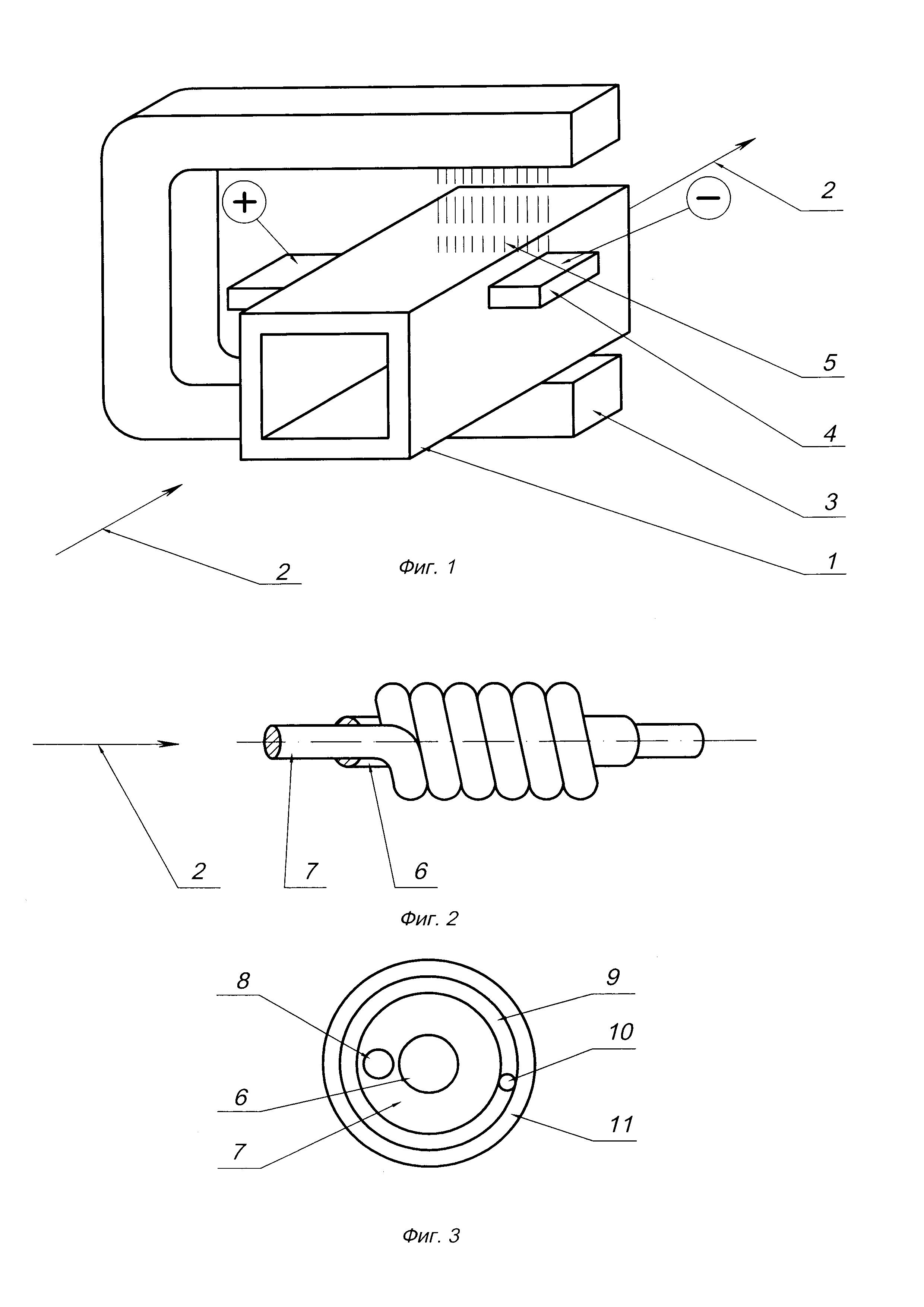 Ядерная энергетическая установка (варианты)