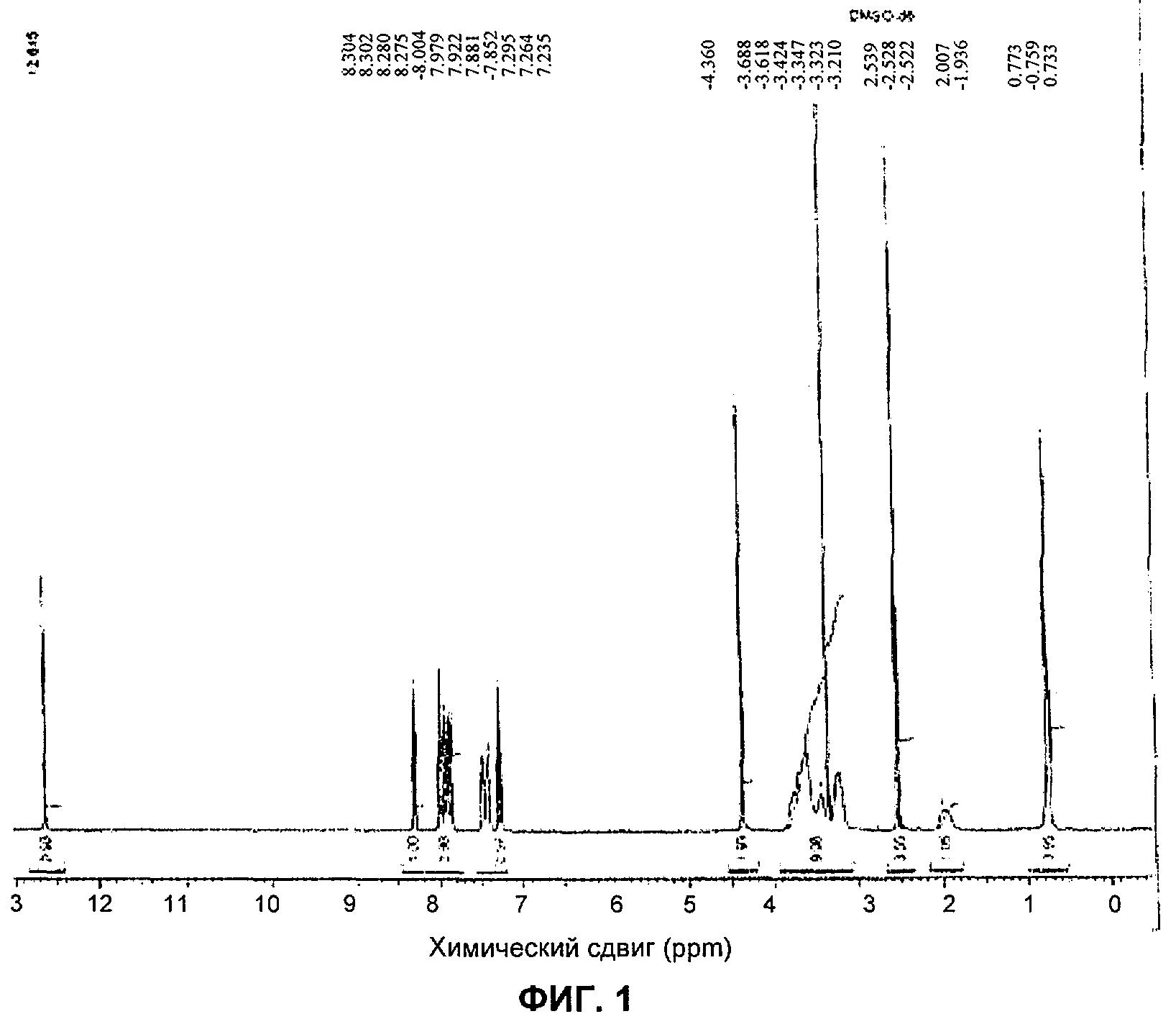ПОЛИМОРФНАЯ ФОРМА 4-[3-(4-ЦИКЛОПРОПАНКАРБОНИЛПИПЕРАЗИН-1-КАРБОНИЛ)-4-ФТОРБЕНЗИЛ]-2Н-ФТАЛАЗИН-1-ОНА