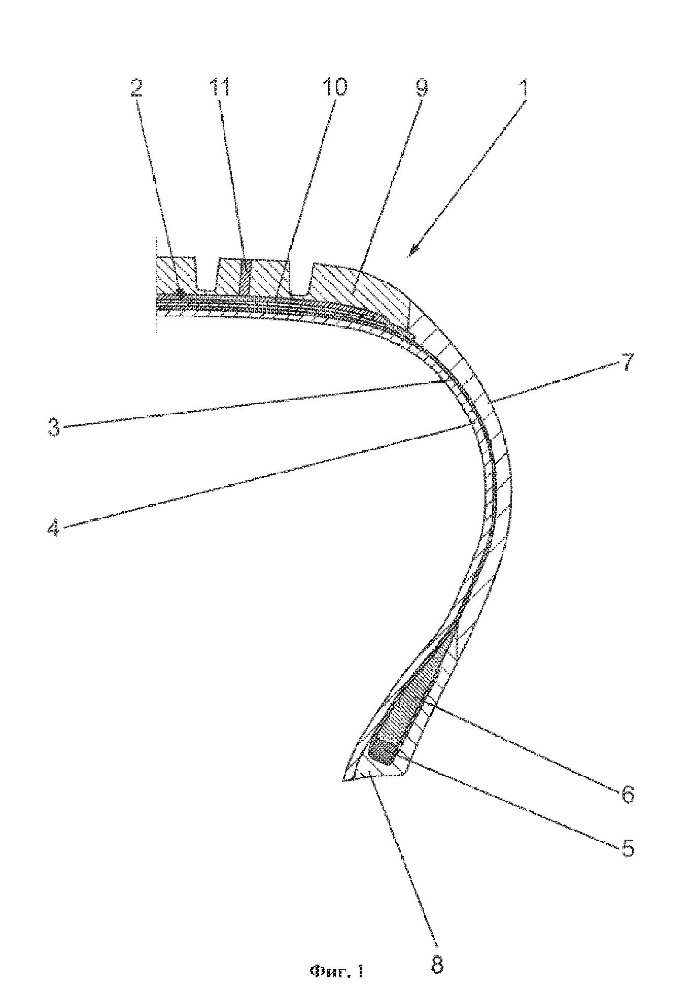 Пневматическая шина транспортного средства