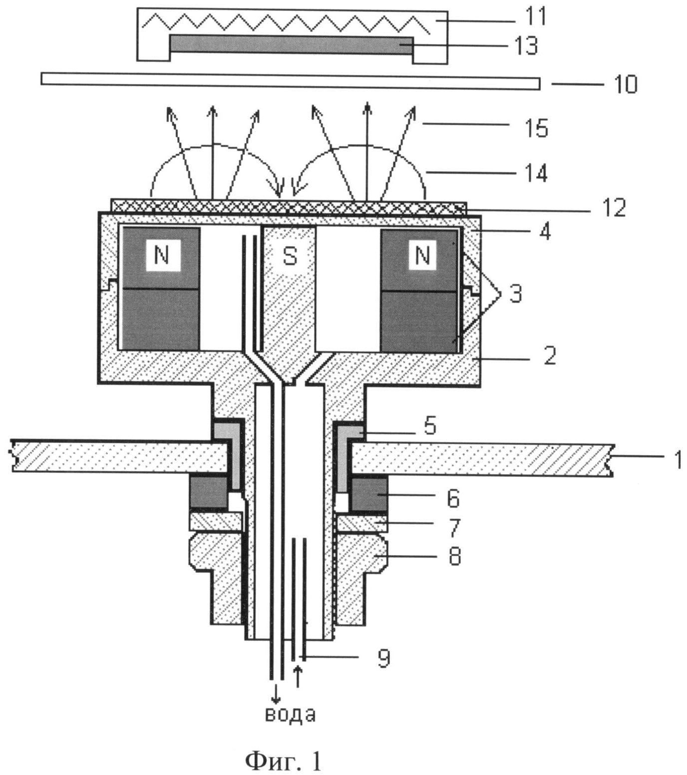 Способ получения гетероэпитаксиальных пленок карбида кремния на кремниевой подложке